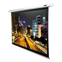 "��������� ����� elite screens electric125h (125\\\""/16:9) 156�277cm, ������, ������, mw, ����. ������"