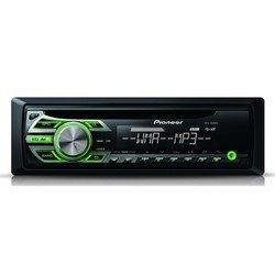 Pioneer DEH-150MPG (зеленый)