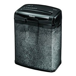 Шредер Fellowes PowerShred M-6C (FS-4602101) (черный)