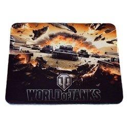 Коврик Steelseries QcK LE World of Tanks (67272) (рисунок)