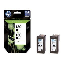 �������� ��� hp deskjet 5743, 6523, 6543, 6843, photosmart 2613, 2713, 8153, 8453, officejet 6313, 7213, 7313, 7413 (c9504he �130) (������) (2 ��)