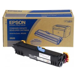 Тонер-картридж для Epson AcuLaser M1200 (C13S050520) (черный)