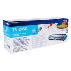 Тонер-картридж для Brother HL-3170CDW, HL-3140CW, HL-3150CDW, MFC-9330CDW, DCP-9020CDW, MFC-9140CDN, MFC-9340CDW (TN245C TN-245C) (голубой)