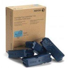 Чернила для Xerox ColorQube 9201, 9202, 9203, 9301, 9302, 9303 (108R00837) (голубой) (4 шт)