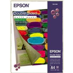 Бумага матовая A4 (50 листов) (Epson C13S041569)