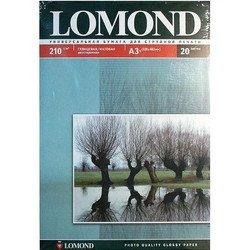 Фотобумага глянцевая-матовая A3+ (20 листов) (Lomond 0102027)