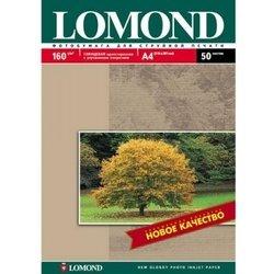 Фотобумага глянцевая A4 (50 листов) (Lomond 0102055)