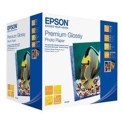 Фотобумага глянцевая 10 х 15 см (500 листов) (Epson C13S041826)