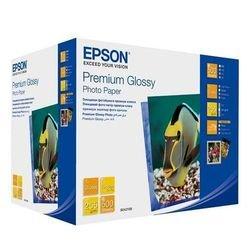 Фотобумага глянцевая 13 x 18 см (500 листов) (Epson C13S042199)