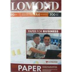 Фотобумага матовая A4 (500 листов) (Lomond 0102131)
