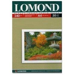 Фотобумага глянцевая A4 (50 листов) (Lomond 0102135)