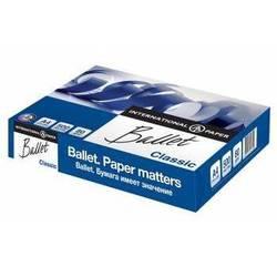 Универсальная матовая бумага A4 (500 листов) (Ballet Classic 480256200) (1 пачка)