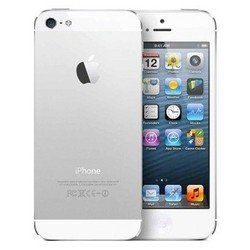 Apple iPhone 5 32Gb (MD300RR/A) (белый) :::