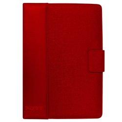 """Универсальный чехол-книжка для планшетов 10.1"""" (PortDesigns Phoenix IV Universal PRT-201245) (красный)"""