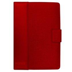 """Универсальный чехол-книжка для планшетов 7"""" (PortDesigns Phoenix IV Universal PRT-201246) (красный)"""