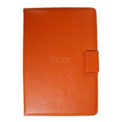 """Универсальный чехол-книжка для планшетов 7"""" (PortDesigns Phoenix IV Universal PRT-201255) (оранжевый)"""