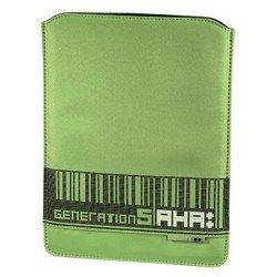 """Универсальный чехол-футляр для планшетов 10"""" (Aha Pixel H-101416) (зеленый)"""