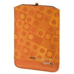 """Универсальный чехол-футляр для планшетов 7"""" (Aha Lenni H-101481) (оранжевый)"""