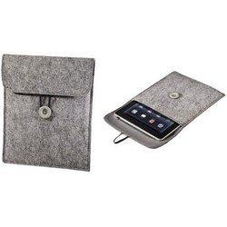 """Универсальный чехол для планшетов 9.7"""" (Hama H-104616 Felt) (светло-серый)"""
