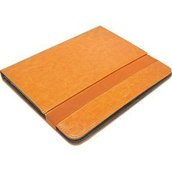 """Универсальный чехол-книжка для планшетов 7"""" (Prolife Platinum 4075792) (горчичный)"""