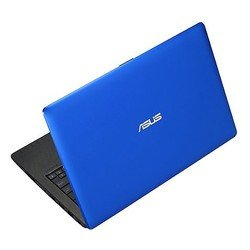 "ноутбук asus x200ca-ct059h pentium dual core 2117u/4gb/500gb/gma/11.6\\\""/hd/touch/1366x768/win 8 single language/lt.blue/wifi/cam"