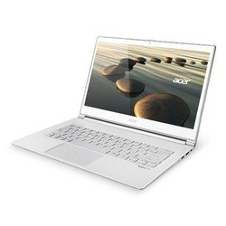 "ультрабук acer s7-series s7-392-54204g25tws core i5-4200u/4gb/256gb ssd/int/13.3\\\""/fhd/touch/1920x1080/win 8 single language 64/white/bt4.0/4c/wifi/cam"