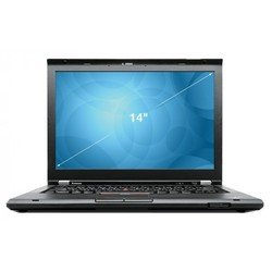 "ноутбук lenovo thinkpad t430s core i5-3320m/4gb/500gb/dvdrw/5200m/14\\\""/hd+/mat/1600x900/win 8 pro downgrade to win 7 pro 64/black/bt4.0/6c/wifi/cam"