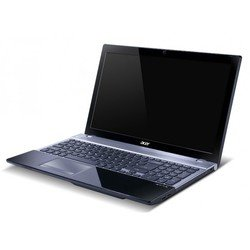 "ноутбук acer aspire v3-571g-53236g75maii core i5-3230m/6gb/750gb/dvdrw/gt730m 2gb/15.6\\\""/hd/1366x768/linux boot-up/glossy gray/bt4.0/6c/wifi/cam"