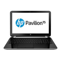 "ноутбук hp pavilion 15-n005sr a10 4655m/4gb/500gb/dvd/hd8670 2gb/15.6\\""/hd/1024x576/win 8 single language/anno silver/bt2.1/6c/wifi/cam"