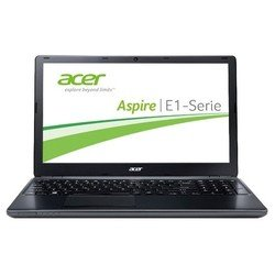 "ноутбук acer aspire e1-532g-35584g50mnkk pentium dual core 3558u/4gb/500gb/dvdrw/r5 m240 1gb/15.6\\""/hd/1366x768/win 8 single language 64/black/6c/wifi/cam"
