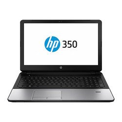 "ноутбук hp 350 core i3-4005u/4gb/500gb/dvdrw/hd 1gb/15.6\\""/hd/mat/win 7 professional 64 upgrade to windows 8.1 prof /bt4.0/4c/cam"