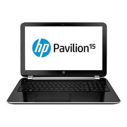 "ноутбук hp pavilion 15-n051sr pentium 2117u/4gb/500gb/dvd/hdg/15.6\\""/hd/1024x576/win 8 single language/anno silver/bt2.1/6c/wifi/cam"