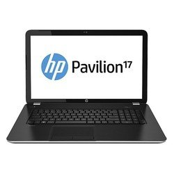 "ноутбук hp pavilion 17-e155sr core i3-4000m/4gb/500gb/dvd/hd8670 1gb/17.3\\""/hd+/1024x576/win 8/mineral black/bt2.1/1c/6c/wifi/cam"