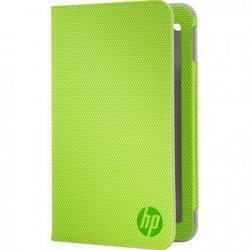 """Универсальный чехол-книжка для планшетов 7"""" (Slate Folio E3F47AA) (зеленый)"""