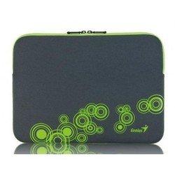 """Универсальный чехол для ноутбука 13-14"""" (Genius GS-1401 31280049102) (серо-зеленый)"""