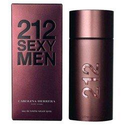 Carolina Herrera 212 Sexy Man 50 мл Туалетная Вода Каролина Херрера 212 Секси Мен (муж)