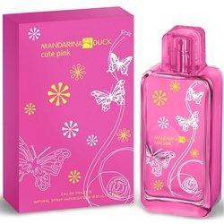 Mandarina Duck Cute  Pink 50 мл Туалетная Вода Мандарина Дак Пинк (жен)