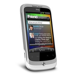htc wildfire a3333 (white)