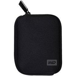 Чехол для внешнего жесткого диска USB HDD 2.5 WD WDBABK0000NBK-WRSN (черный)