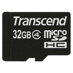 Transcend TS32GUSDHC4 microSDHC 32GB + SD �������
