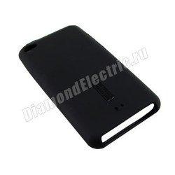 Силиконовый чехол для Apple iPod Touch 4 XDM (черный)