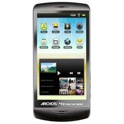 Archos 43 internet tablet 16Gb (черный)