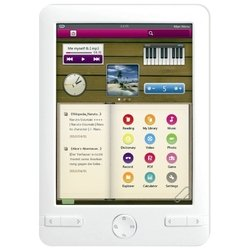 xDevice xBook Толстой 4GB (белая)