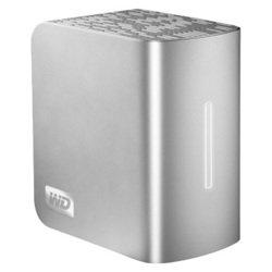 """Western Digital WDH2Q60000 6TB (6000 Gb, 6 терабайт) My Book Studio Edition II 3.5"""" HDD (серебро)"""