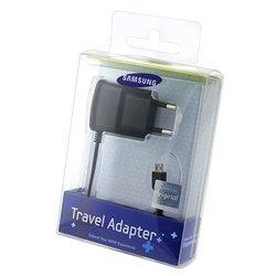Сетевое зарядное устройство micro USB Samsung ETA0U10EBECSTD