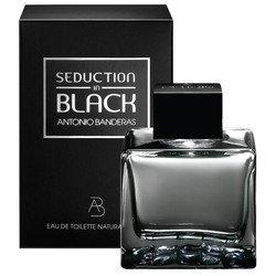 Antonio Banderas Seduction In Black 50 мл Туалетная Вода (муж)