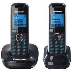 panasonic kx-tg5512rub (черный)