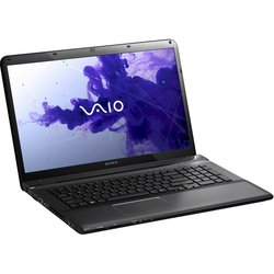 "ноутбук sony vaio sv-e1712s1r/b (core i3 3110m 2400 mhz, 17.3"", 1600x900, 4096mb, 640gb, amd radeon hd 7650m, dvd-rw, wi-fi, bluetooth, win 8 64) black"
