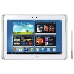 samsung galaxy note 10.1 n8000 64gb (белый) :::
