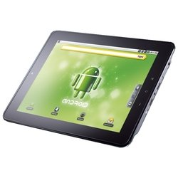 3Q Qoo Surf Tablet PC LC9704A 512Mb DDR2 8Gb eMMC 3G (черный)
